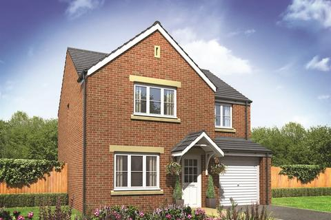4 bedroom detached house for sale - Plot 60, The Roseberry at Milton Meadow, Bridgend Road, Bryncae, Llanharan CF72