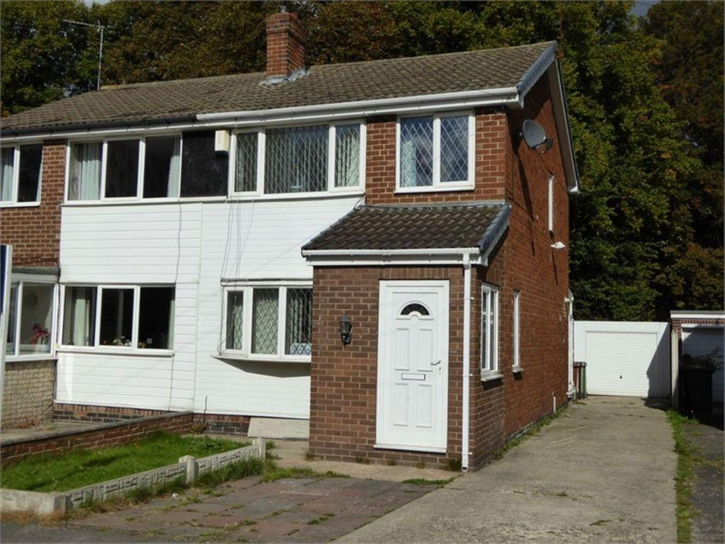 3 Bedrooms Semi Detached House for sale in Ashdene Avenue, Crofton, Wakefield