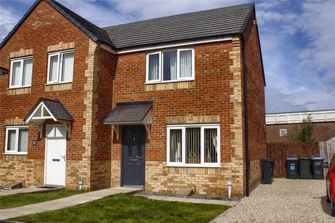 2 bedroom semi-detached house for sale - Middlebeck Close, Beck View