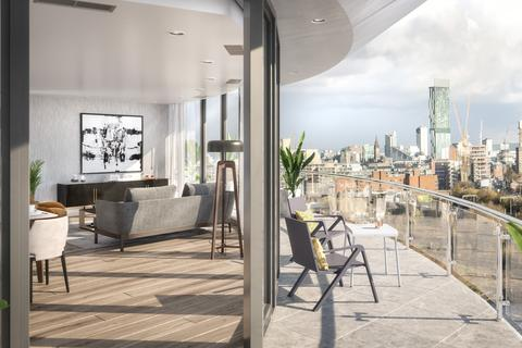 2 bedroom apartment for sale - Plot Manchester Waters at Aspen Woolf, Pomona Island, Manchester M16