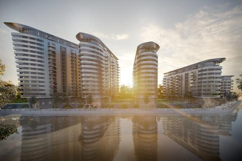 2 bedroom apartment - Plot Manchester Waters at Aspen Woolf, Pomona Island, Manchester M16