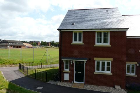 3 bedroom end of terrace house to rent - Webbers Way, Tiverton EX16