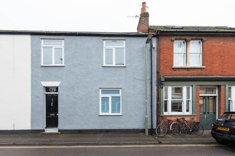 3 bedroom terraced house - Vicarage Road, Oxford, Oxfordshire
