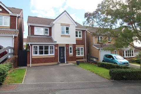 4 bedroom detached house for sale - Delfryn, Miskin, Pontyclun, Rhondda, Cynon, Taff. CF72 8SS