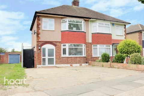 3 bedroom semi-detached house for sale - South Hall Drive, Rainham