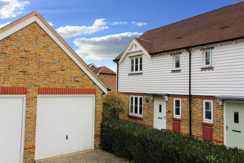 4 bedroom semi-detached house for sale - Normandy Way, Ashford, Kent, TN23 5LN