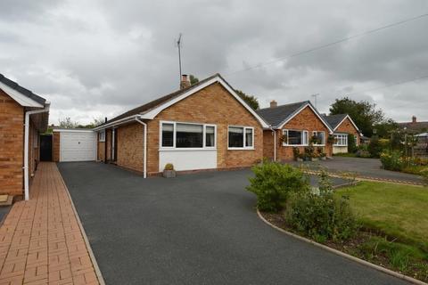 3 bedroom detached bungalow for sale - Elm Close, Great Haywood