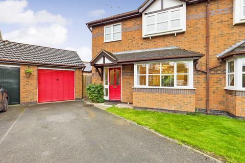 3 bedroom semi-detached house for sale - Lavister Walks, Rossett