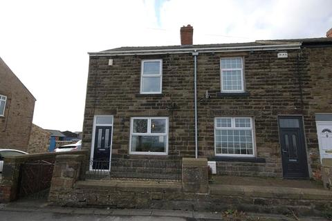 2 bedroom terraced house for sale - Pleasant View, Medomsley Edge, Consett, DH8