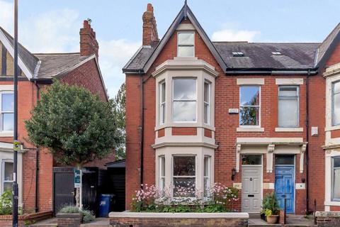 5 bedroom semi-detached house for sale - Osborne Road, Jesmond, Newcastle Upon Tyne, Tyne And Wear