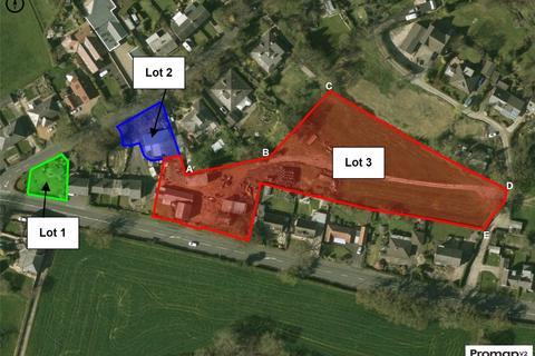 Plot for sale - The Straits, Hoghton, Preston