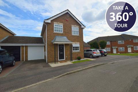 3 bedroom link detached house for sale - Hayton Close, Barton Hills, Luton, Bedfordshire, LU3 4HD