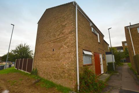 3 bedroom end of terrace house for sale - Winchester Gardens, Marsh Farm, Luton, LU3 3UD