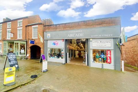 Property to rent - Unit 5, The Arcade, 12 High Street, Eccleshall, Staffordshire