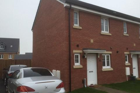 2 bedroom semi-detached house for sale - White Farm, Barry