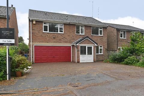 4 bedroom detached house for sale - Mickleross Close, Mickleover, Derby