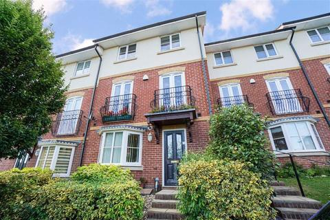 4 bedroom townhouse for sale - Etchingham Drive, St. Leonards-on-sea, East Sussex