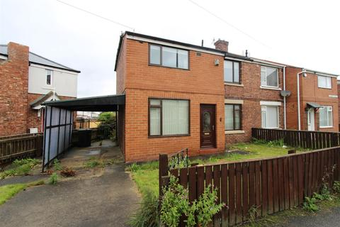 3 bedroom semi-detached house to rent - Cuthbert Avenue, Gilesgate, Durham