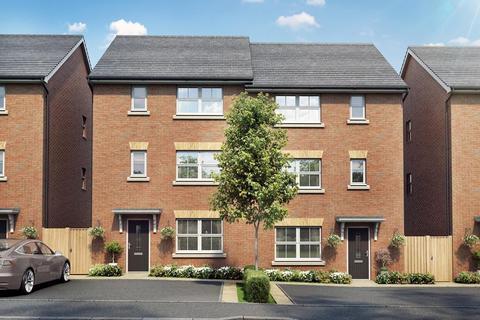 4 bedroom semi-detached house for sale - Plot 88, Lowman at Braid Park, Post Hill, Tiverton, TIVERTON EX16