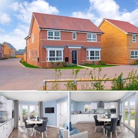 4 bedroom detached house for sale - Plot 158, Alnmouth at Hampton Water, Aqua Drive, Hampton Water PE7