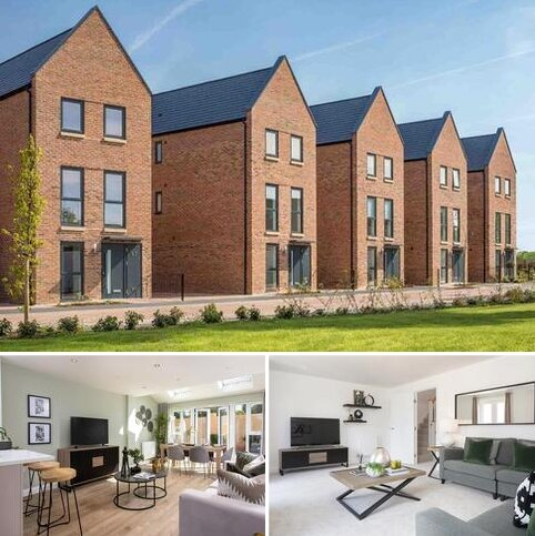 4 bedroom semi-detached house for sale - Plot 171, Thorney at Darwin Green, Huntingdon Road, Cambridge, CAMBRIDGE CB3