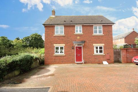 3 bedroom detached house for sale - Persimmon Gardens, Cheltenham, Gloucestershire, GL51