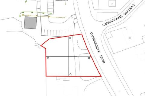 Land for sale - Carisbrooke Road, Knighton, Leicester, LE2 3PF