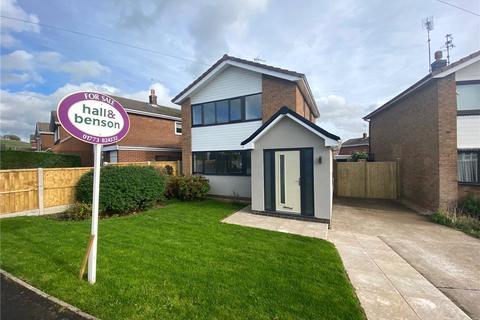 3 bedroom detached house for sale - Thorpe Way, Belper