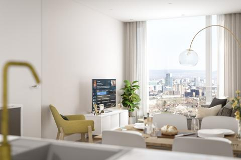 1 bedroom apartment for sale - Plot Michigan Towers at Aspen Woolf, Michigan Towers, Michigan Avenue, Salford M50