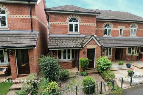 3 bedroom mews for sale - Hedingham Close, Macclesfield