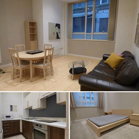 1 bedroom apartment to rent - The Birchin, 1 Joiner Street, Manchester, M4 1PH