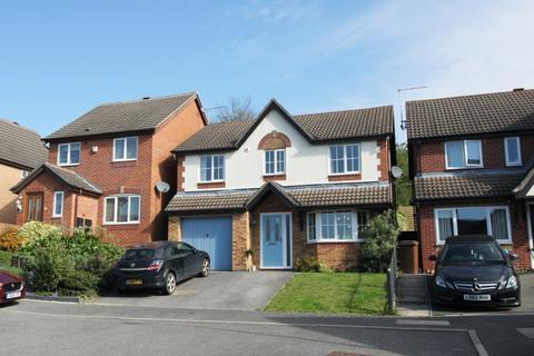 4 bedroom detached house for sale - Sparrow Close, Ilkeston, DE7