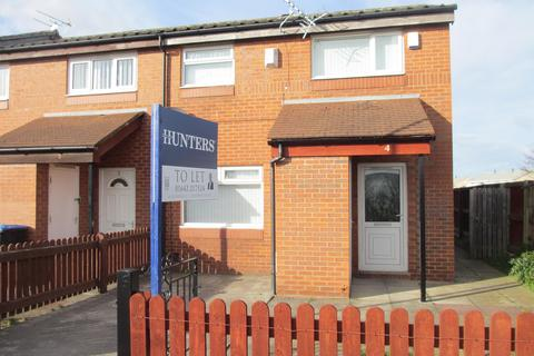 3 bedroom semi-detached house to rent - Chesterwood, Thorntree, Middlesbrough, TS3 9RP