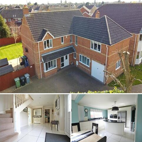 5 bedroom detached house for sale - Spalding Road, Deeping St. James, Peterborough, PE6