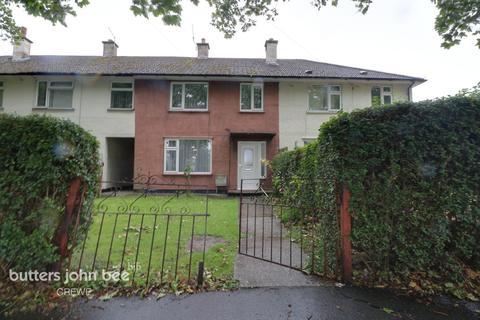 3 bedroom terraced house - Plane Tree Drive, Crewe