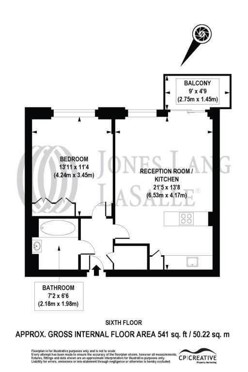 Floorplan: Picture No.13