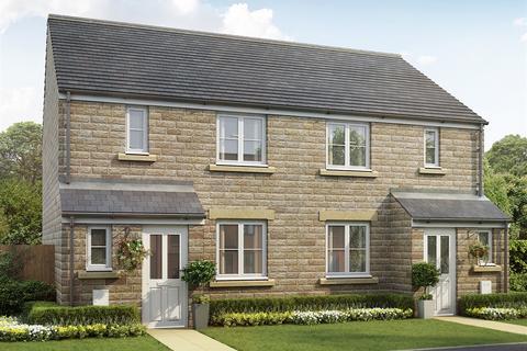 3 bedroom townhouse for sale - Plot 60, The Hanbury (split level) at Lindley Moor Meadows, Crossland Road, Lindley Moor HD3
