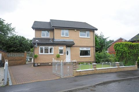4 bedroom detached house for sale - Queensby Road, Springhill Farm, Baillieston, Glasgow G69