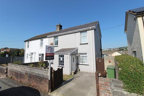 3 bedroom semi-detached house for sale - Heol Cynllan, Llanharan, Pontyclun, Rhondda, Cynon, Taff. CF72 9RL