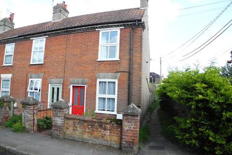 3 bedroom end of terrace house for sale - Webster Street, Bungay