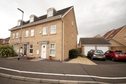 4 bedroom end of terrace house - Taurus Avenue, North Hykeham