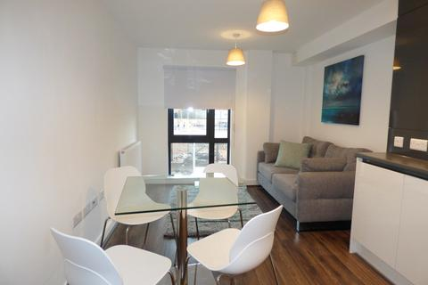 1 bedroom apartment to rent - Fabrick Square, 1 Lombard Road, Digbeth, Birmingham B12 0AF