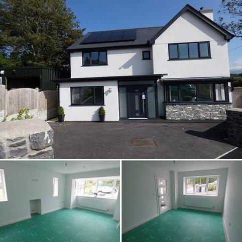 4 bedroom detached house for sale - Bryn, St. Davids Drive, Penrhos Road, Bangor. LL57 2AJ