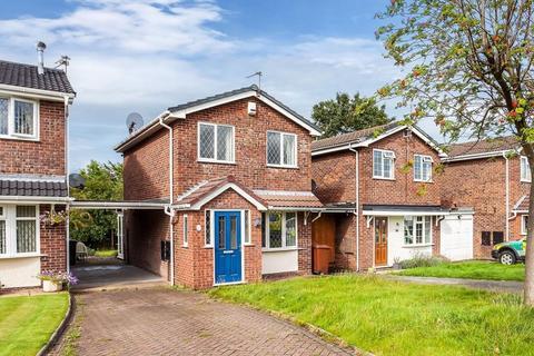 2 bedroom link detached house for sale - Derwent Drive, Congleton