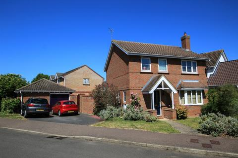 4 bedroom detached house for sale - Cox's End, Over, CB24