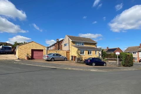3 bedroom detached house for sale - Brentingby Close, Melton Mowbray