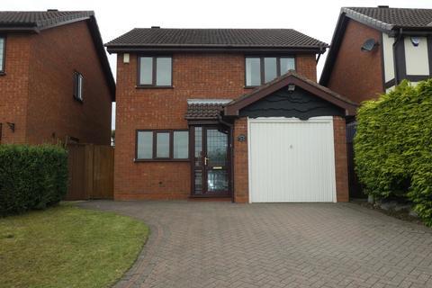 3 bedroom detached house for sale - Pytman Drive, Walmley