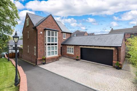 5 bedroom detached house for sale - Hillvale, Standish, WN1 2SP