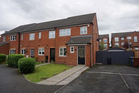 3 bedroom terraced house for sale - Kennett Drive, Stockport
