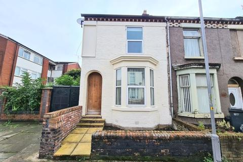 2 bedroom end of terrace house for sale - Viola Street, Bootle